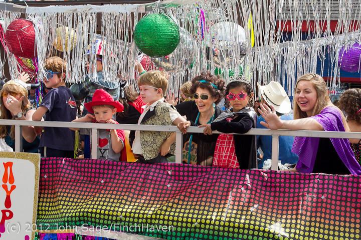 7952 Strawberry Festival Grand Parade 2012