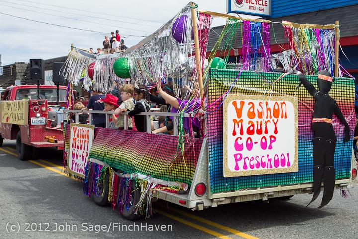 7955 Strawberry Festival Grand Parade 2012