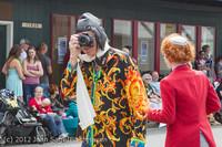 7977 Strawberry Festival Grand Parade 2012