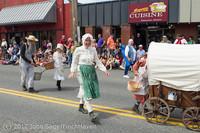 7994 Strawberry Festival Grand Parade 2012