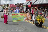 7996 Strawberry Festival Grand Parade 2012