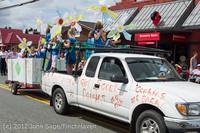 8003 Strawberry Festival Grand Parade 2012