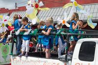 8006 Strawberry Festival Grand Parade 2012