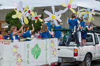 8011 Strawberry Festival Grand Parade 2012