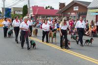 8013 Strawberry Festival Grand Parade 2012