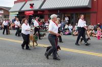 8019 Strawberry Festival Grand Parade 2012