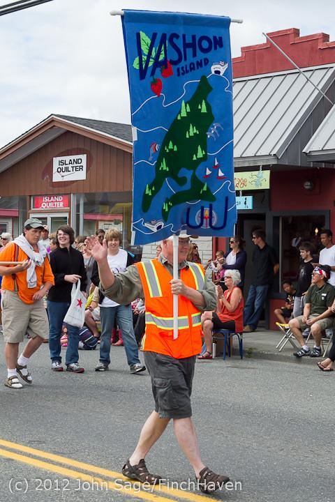 8022 Strawberry Festival Grand Parade 2012