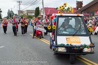 8036 Strawberry Festival Grand Parade 2012