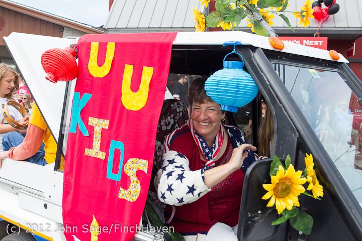 8040 Strawberry Festival Grand Parade 2012