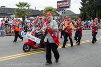8046 Strawberry Festival Grand Parade 2012