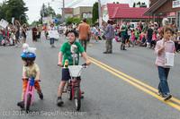8058 Strawberry Festival Grand Parade 2012