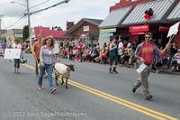 8063 Strawberry Festival Grand Parade 2012