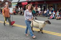8066 Strawberry Festival Grand Parade 2012