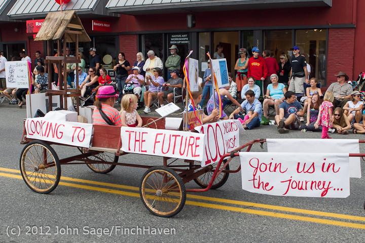 8073 Strawberry Festival Grand Parade 2012