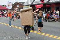 8074 Strawberry Festival Grand Parade 2012