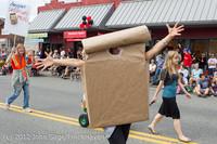 8075 Strawberry Festival Grand Parade 2012