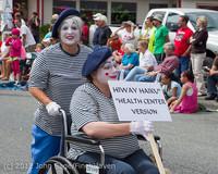 8084 Strawberry Festival Grand Parade 2012