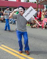 8091 Strawberry Festival Grand Parade 2012