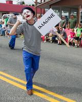 8093 Strawberry Festival Grand Parade 2012