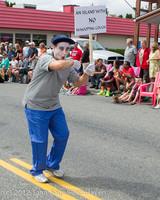 8096 Strawberry Festival Grand Parade 2012