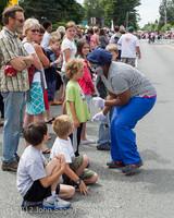 8102 Strawberry Festival Grand Parade 2012