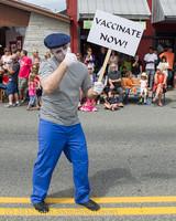 8113 Strawberry Festival Grand Parade 2012