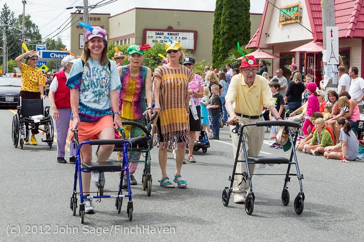 8125 Strawberry Festival Grand Parade 2012