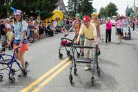 8129 Strawberry Festival Grand Parade 2012