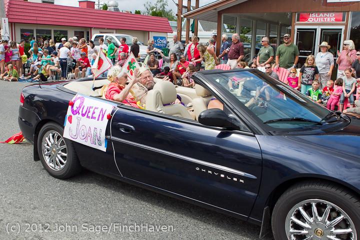 8139 Strawberry Festival Grand Parade 2012
