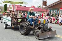8148 Strawberry Festival Grand Parade 2012