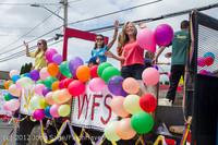 8156 Strawberry Festival Grand Parade 2012