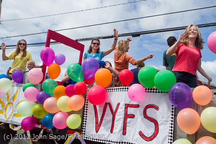 8159 Strawberry Festival Grand Parade 2012