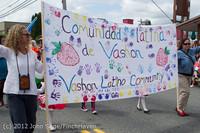 8181 Strawberry Festival Grand Parade 2012