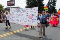 8182 Strawberry Festival Grand Parade 2012