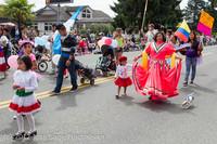 8183 Strawberry Festival Grand Parade 2012