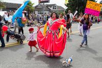 8184 Strawberry Festival Grand Parade 2012