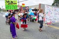 8187 Strawberry Festival Grand Parade 2012