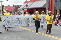 8197 Strawberry Festival Grand Parade 2012