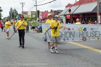 8198 Strawberry Festival Grand Parade 2012