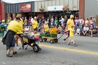 8204 Strawberry Festival Grand Parade 2012
