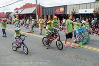 8208 Strawberry Festival Grand Parade 2012