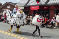 8211 Strawberry Festival Grand Parade 2012