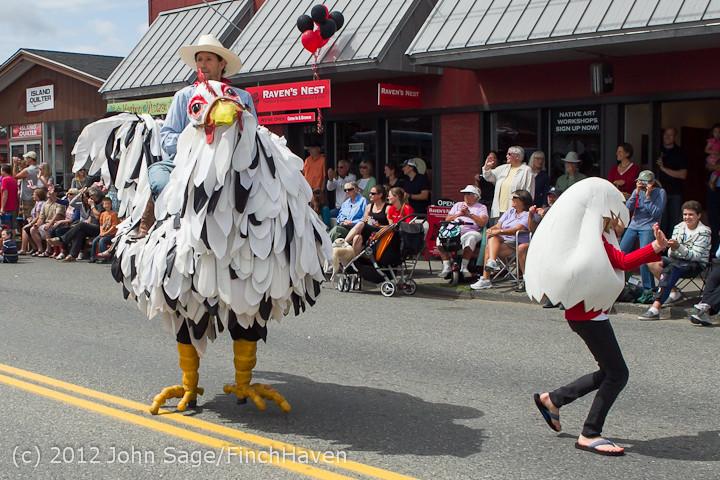 8213 Strawberry Festival Grand Parade 2012