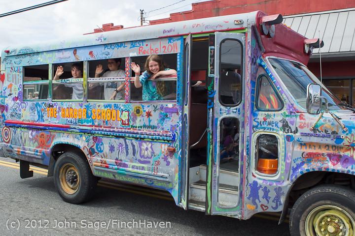8222 Strawberry Festival Grand Parade 2012