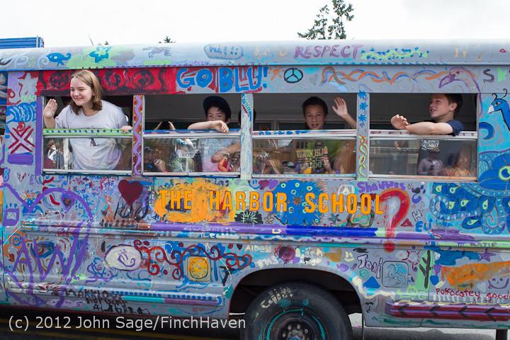 8233 Strawberry Festival Grand Parade 2012