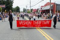 8237 Strawberry Festival Grand Parade 2012