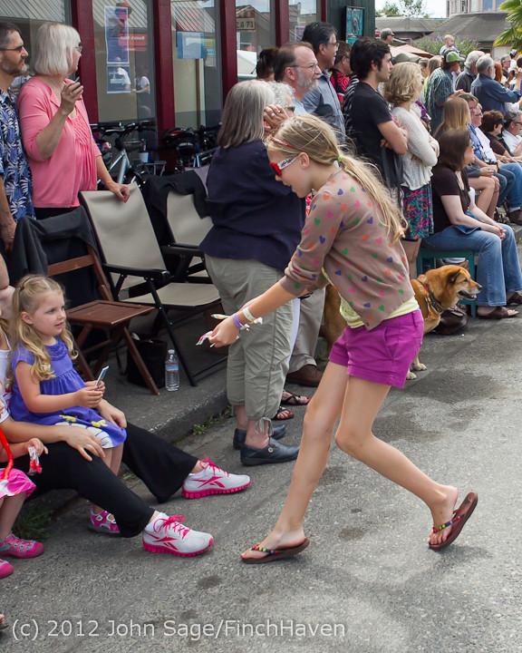 8239 Strawberry Festival Grand Parade 2012