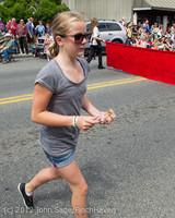 8241 Strawberry Festival Grand Parade 2012