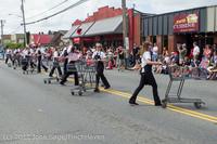 8243 Strawberry Festival Grand Parade 2012