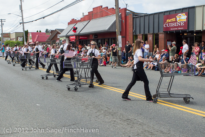 8243 Strawberry Festival Grand Parade 2012